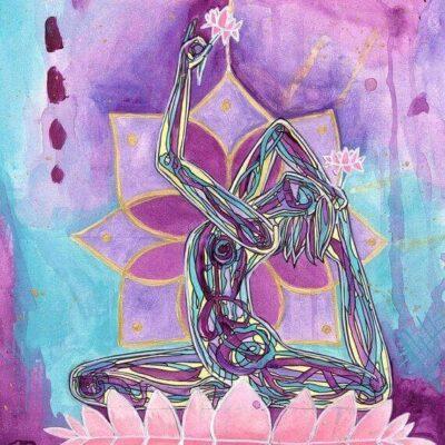 Йога, как вспомогательная практика при зависимости